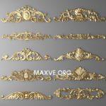 Decorative plaster classic Maxve 01