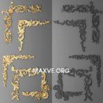Decorative plaster classic Maxve 02