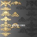 Decorative plaster classic Maxve 03