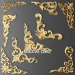 Decorative plaster classic Maxve 05