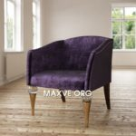 armchair  classic 3dmax Maxve 85