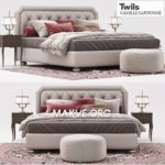 Bed classic pro Maxve