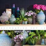 نبات plant Maxve 3dmax