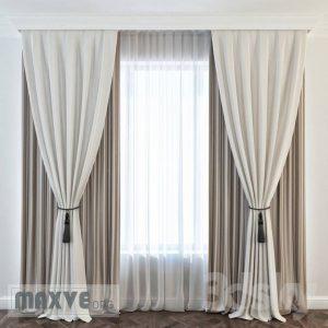 تحميل موديلات  499 ستائر Curtain ستائر