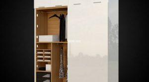 تحميل موديلات  227 Wardrobe - خزائن