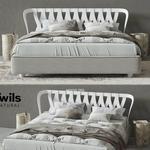 تحميل موديلات  543 Twils natural سرير bed