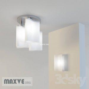 تحميل موديلات  144 ضوء السقف