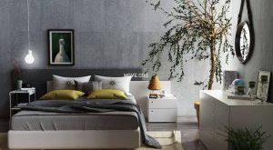 تحميل موديلات  553 ALF Skip سرير bed