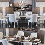 تحميل موديلات  557 Table & chair- طاولة-وكرسي VISIONNAIRE Versailles+Sevigne