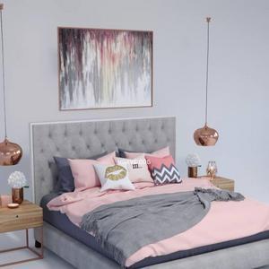 تحميل موديلات  557 Prague سرير bed corona and vray سرير bed