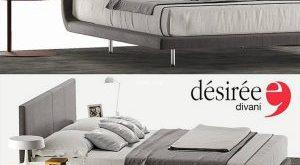 تحميل موديلات  558 Desiree Tuliss2 سرير bed