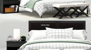 تحميل موديلات  559 Crate&Barrel سرير bed