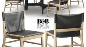 تحميل موديلات  567 Table & chair- طاولة-وكرسي Jens  Alex