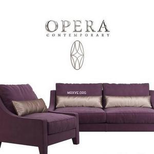 34 OPERA كنب Opera Rosalie