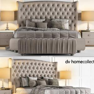 تحميل موديلات  569 DV HOMECOLLECTION Vogue سرير bed