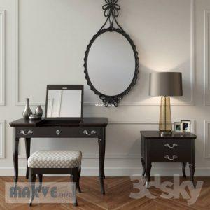 تحميل موديلات  569 Table & chair- طاولة-وكرسي Galimberti Nino Gina Arabella Bianchina Vittorio 2 I Heathfield Cauis