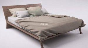 تحميل موديلات  193 Poliform سرير bed