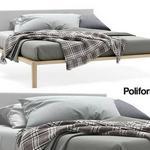 تحميل موديلات  196 poliform Aton سرير bed