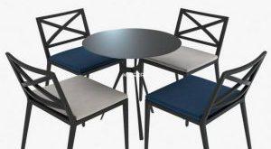 تحميل موديلات  246 Table & chair- طاولة-وكرسي