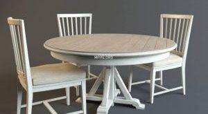 تحميل موديلات  247 Table & chair- طاولة-وكرسي Garden Breakfast
