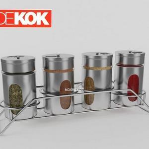تحميل موديلات  130 اكسسوارات المطبخ الأخرى