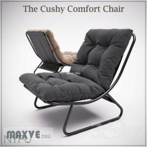تحميل موديلات  524 The Cushy Comfort Chai كرسي