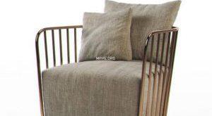 تحميل موديلات  527 Phase Bride's Veil Armchair Lounge max2010 كرسي