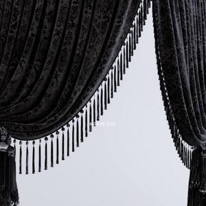 تحميل موديلات  338 ستائر Curtain ستائر