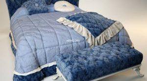 تحميل موديلات  202 Volpi Mafalda w220 سرير bed