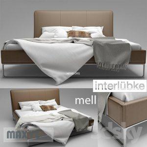 تحميل موديلات  203 MEll سرير bed