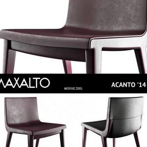 تحميل موديلات  533 Chair_maxalto_acanto Chair كرسي