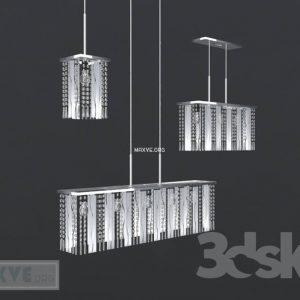 تحميل موديلات  16 ضوء السقف