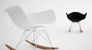 تحميل موديلات  536 Eames Rocking Chair كرسي
