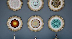 تحميل موديلات  157 Decorative set طقم ديكور