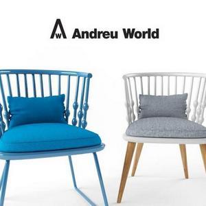 تحميل موديلات  543 Andreu World_nub Chair كرسي