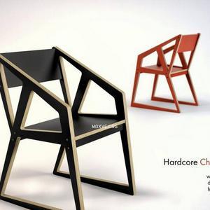 تحميل موديلات  545 Hardcore_chair كرسي