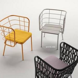 تحميل موديلات  553 JUJUBE SP-INT armchair كرسي