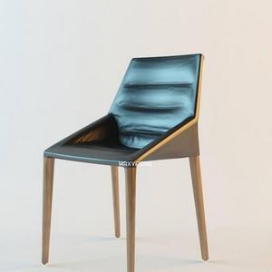 تحميل موديلات  561 Molteni&C  Outline_leather_ chair كرسي
