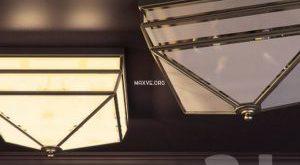 تحميل موديلات  209 ضوء السقف