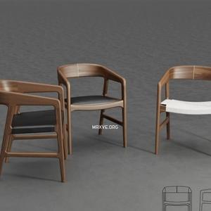 تحميل موديلات  568 Tesa_chair كرسي