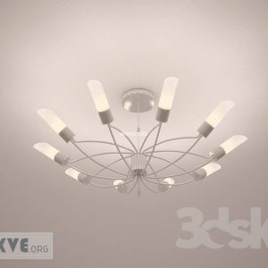 تحميل موديلات  23 ضوء السقف