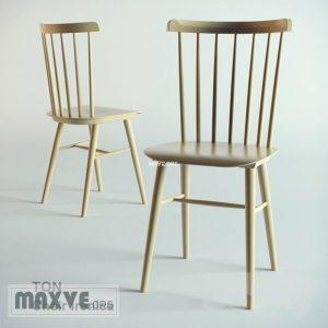 تحميل موديلات  571 Chair Ironica  TON كرسي