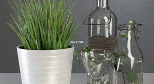 تحميل موديلات  120 Plant نبات