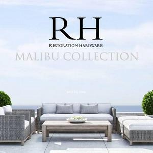 80 Rh malibu collection كنب RH Malibu Collection