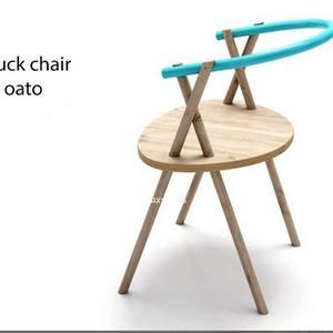 تحميل موديلات  582 Stuck Chair كرسي
