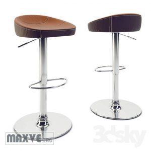 تحميل موديلات  584 Slugger Bar Stool Chair كرسي