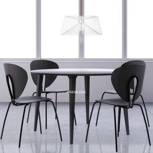 تحميل موديلات  262 Table & chair- طاولة-وكرسي Stua lau and blobus set