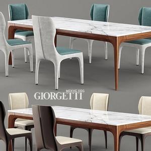 تحميل موديلات  266 Table & chair- طاولة-وكرسي