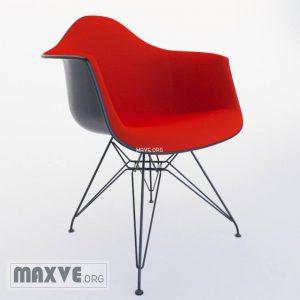تحميل موديلات  600 Eames Plastic Armchair DAR  Chair كرسي