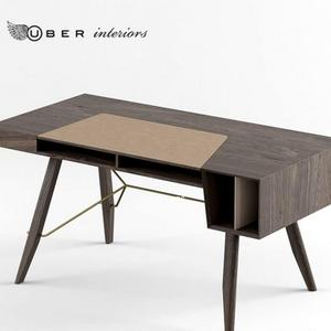 تحميل موديلات  271 Table & chair- طاولة-وكرسي Arketipo Inkiostro Desk